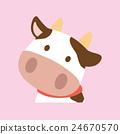 奶牛 牲口 牛 24670570