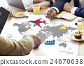 Travelling Trip Journey International Destination Concept 24670638