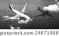 飞机 出发 飞行 24671008