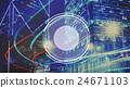 Badges Label Banner Stamp Border Concept 24671103