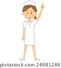 nurse, registered, female 24681286