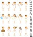 護士 一組 變體 24681287