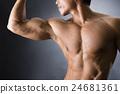 男人 大男子主義 二頭肌 24681361
