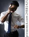 男人 行動電話 iphone 24681425