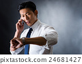 男人 行動電話 iphone 24681427