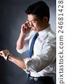 男人 行動電話 iphone 24681428