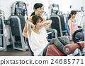 健身 健康 適當 24685771