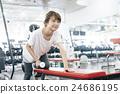 fitness, gym, training 24686195