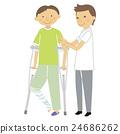 rehabilitation, bone, fracture 24686262