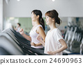 健身 健康 適當 24690963