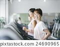 健身 健康 適當 24690965