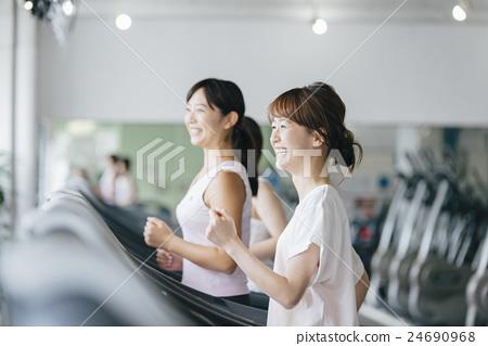 健身健身房 24690968