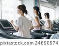 健身健身房 24690974
