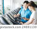 fitness gym female 24691130