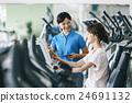 fitness gym female 24691132