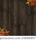 墙壁 墙 枫树 24696897