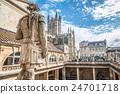 Old Roman Bath in Bath Spa England 24701718