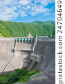View of the yuda dam 24704649