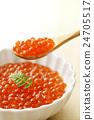 醃三文魚籽 魚卵 醬油醃 24705517