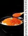 醃三文魚籽 魚卵 醬油醃 24705545