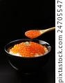 腌三文鱼籽 鱼卵 日本食品 24705547