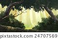 배경, 풍경, 숲 24707569