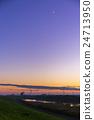 twilight, magic hour, eventide 24713950
