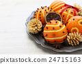 橙色 橘子 橙子 24715163