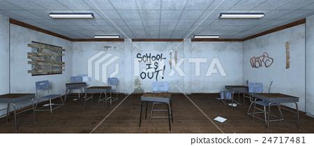 Classroom 24717481