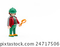 magnifying glass, miniature, magnifier 24717506