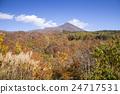 Mountain fall 24717531