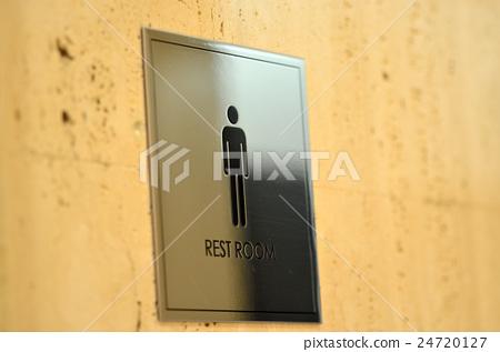 픽토그램 / 남자 화장실 24720127