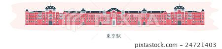 Tokyo Station 24721403