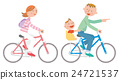 family, families, cycling 24721537