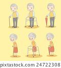 aged, couple, elderly 24722308