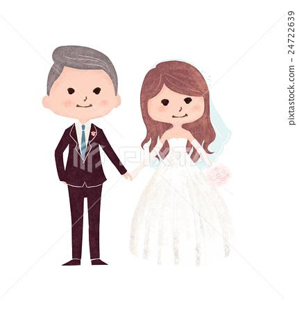 婚禮 新郎 新娘 24722639