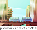 Miami Suspended Monorail 24725918
