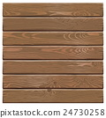Vector Old Wooden Board 24730258