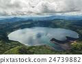 Crater Karymsky Lake. Kronotsky Nature Reserve on 24739882