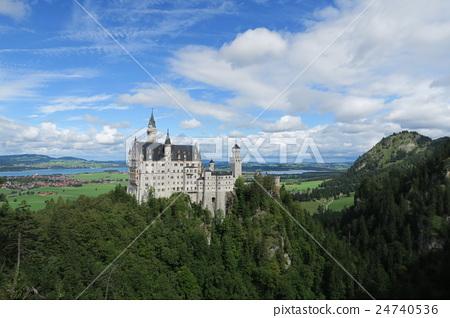 Castle of Chalka Neuschwanstein Castle 24740536