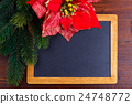 Christmas decorations concept 24748772