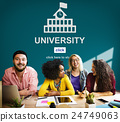 University Education Wisdom Knowledge Learn Concept 24749063
