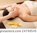 woman, massage, beautiful 24749545