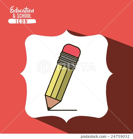 Pencil tool instrument design 24759032