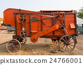 Old agricultural vehicle 24766001