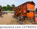 Old agricultural vehicle 24766002