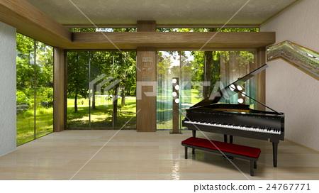Grand piano 24767771