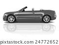 Car Automobile Speed Land Transportation Concept 24772652
