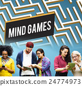 Mind Games Strategy Maze Solution Concept 24774973