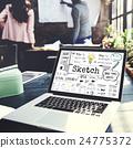 creative, design, drawing 24775372